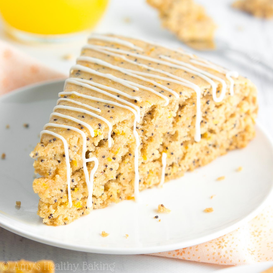 Simple Orange Poppy Seed Cake Amy S Healthy Baking