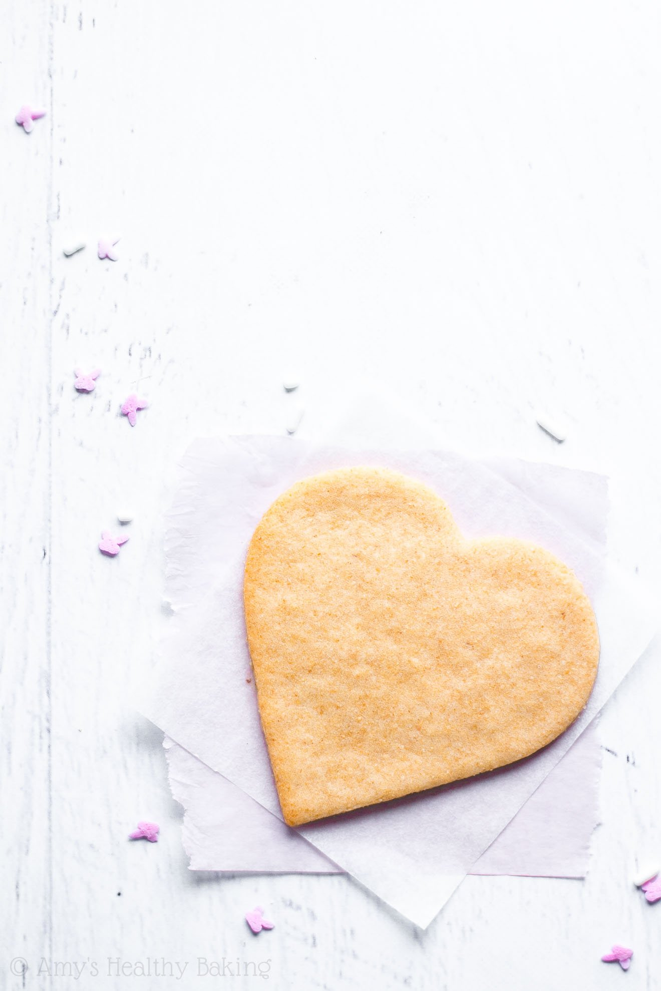 The Best Healthy Soft + Chewy Cut-Out Sugar Cookies