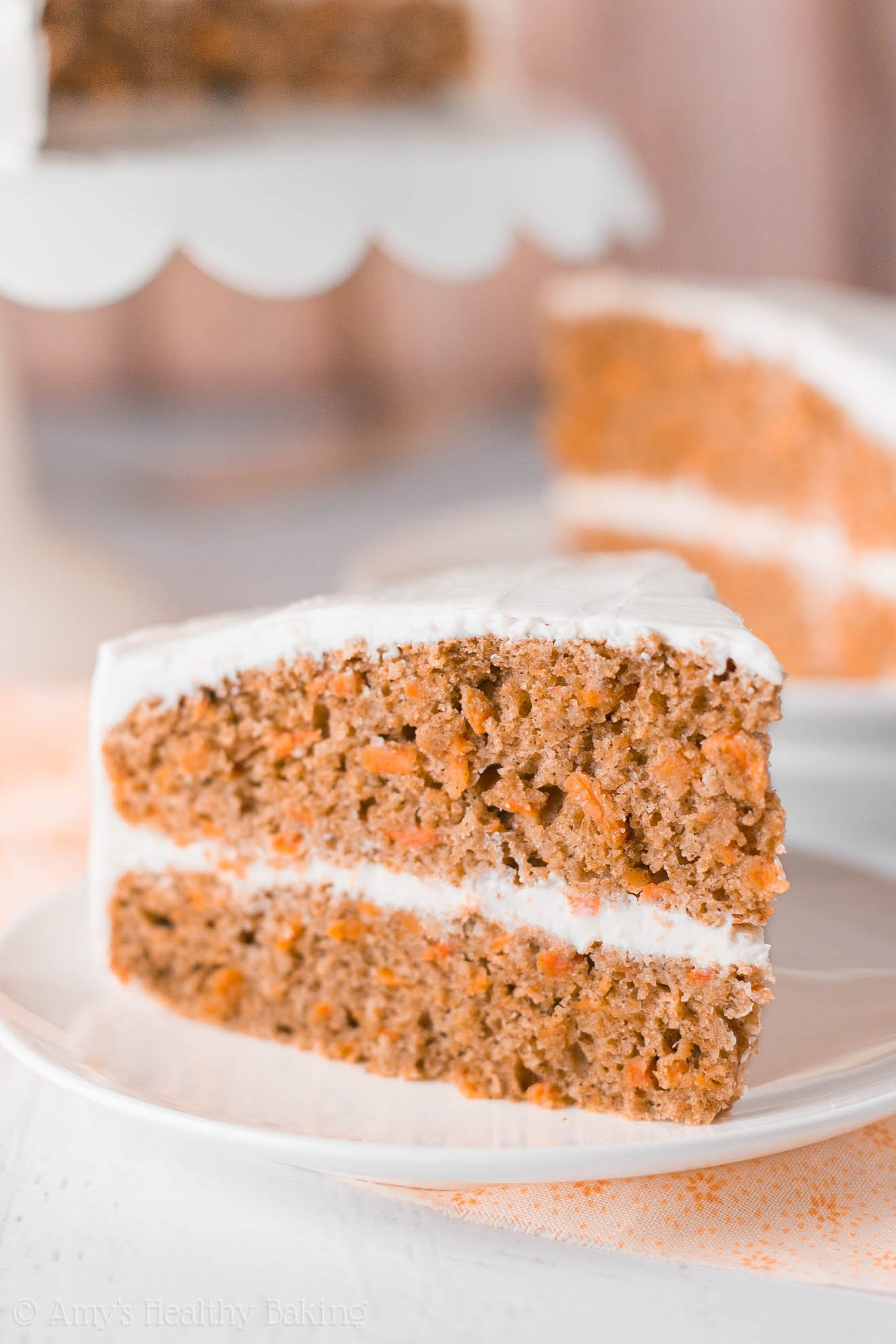 Carrot snacking cake recipe