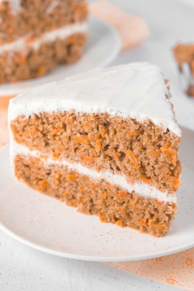 AHB TV: The Ultimate Healthy Carrot Cake