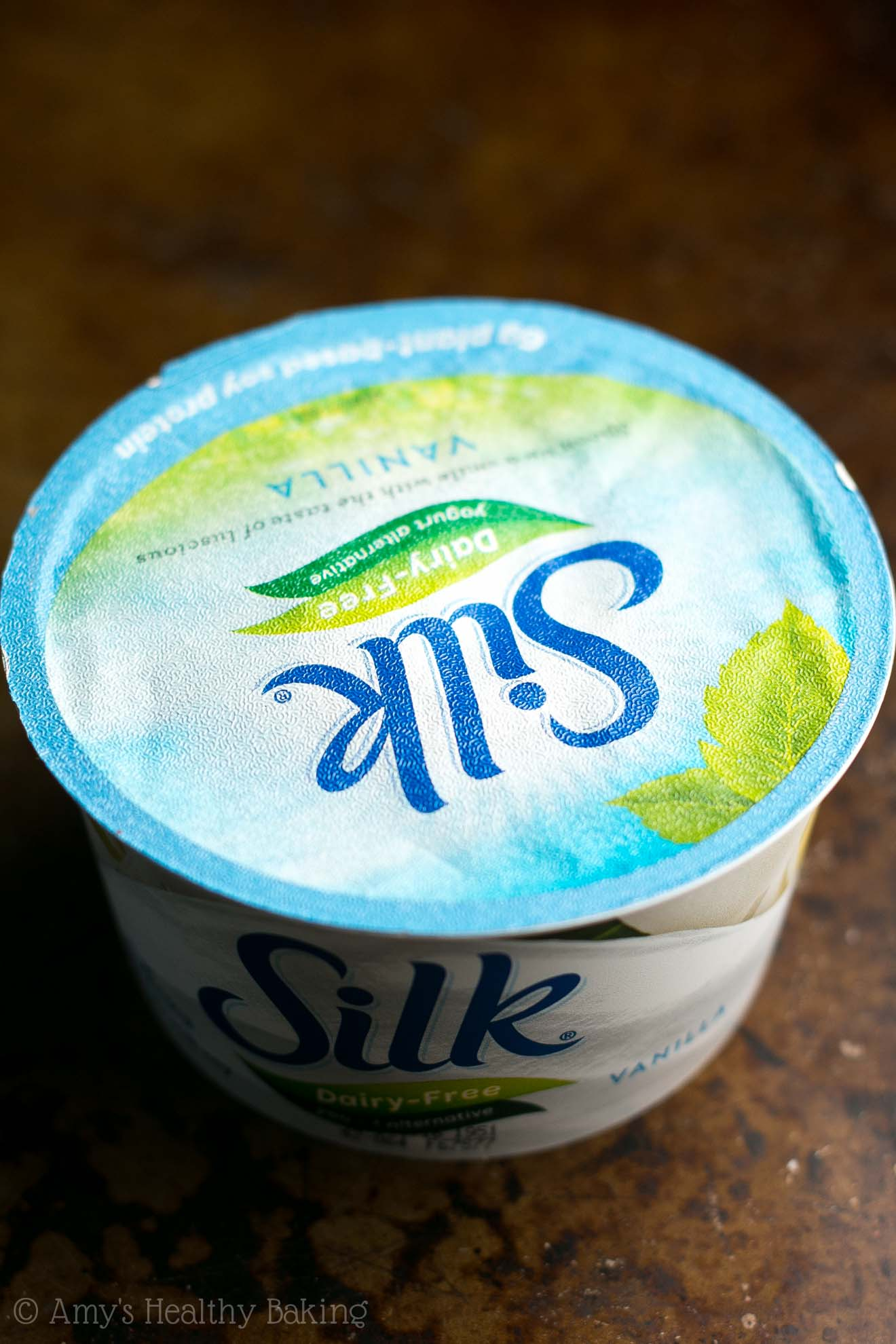 Silk Non-Dairy Vanilla Yogurt Alternative
