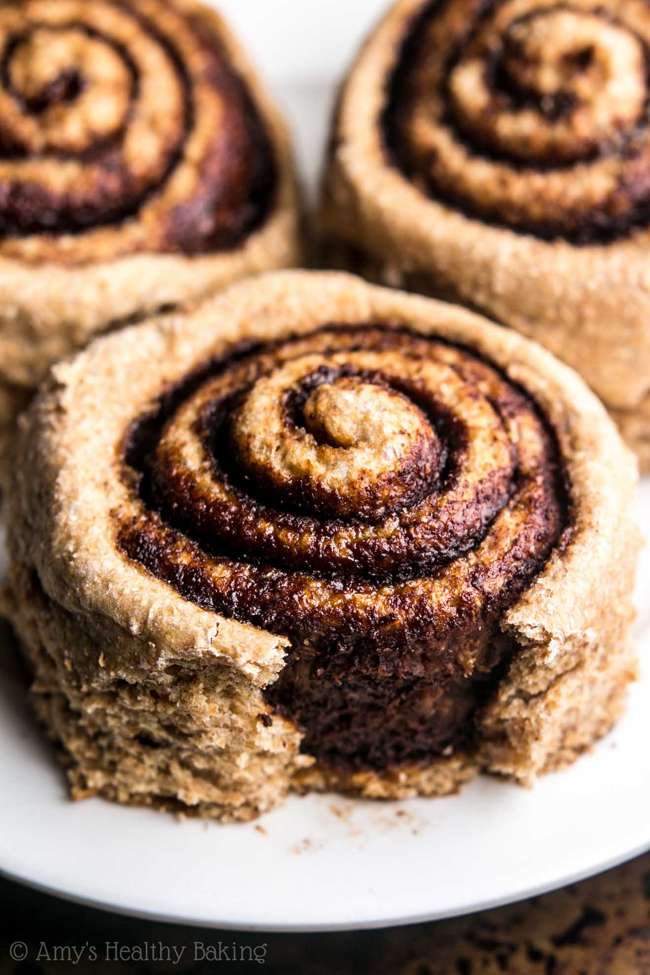 Chocolate Malted Milk Cake Roll Recipe