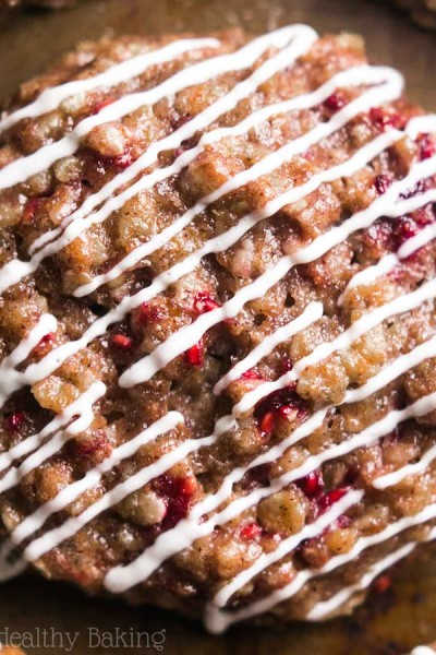 Raspberry Cheesecake Oatmeal Cookies