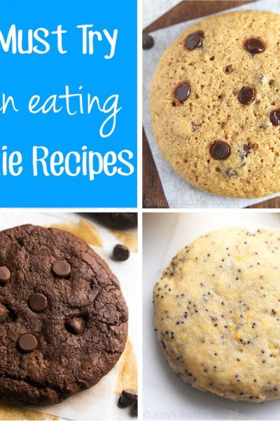 13 Must Try Clean Eating Cookie Recipes