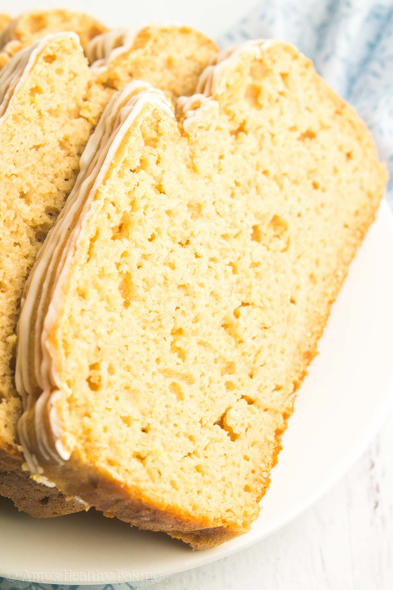Healthy Yogurt Cake Recipe Uk
