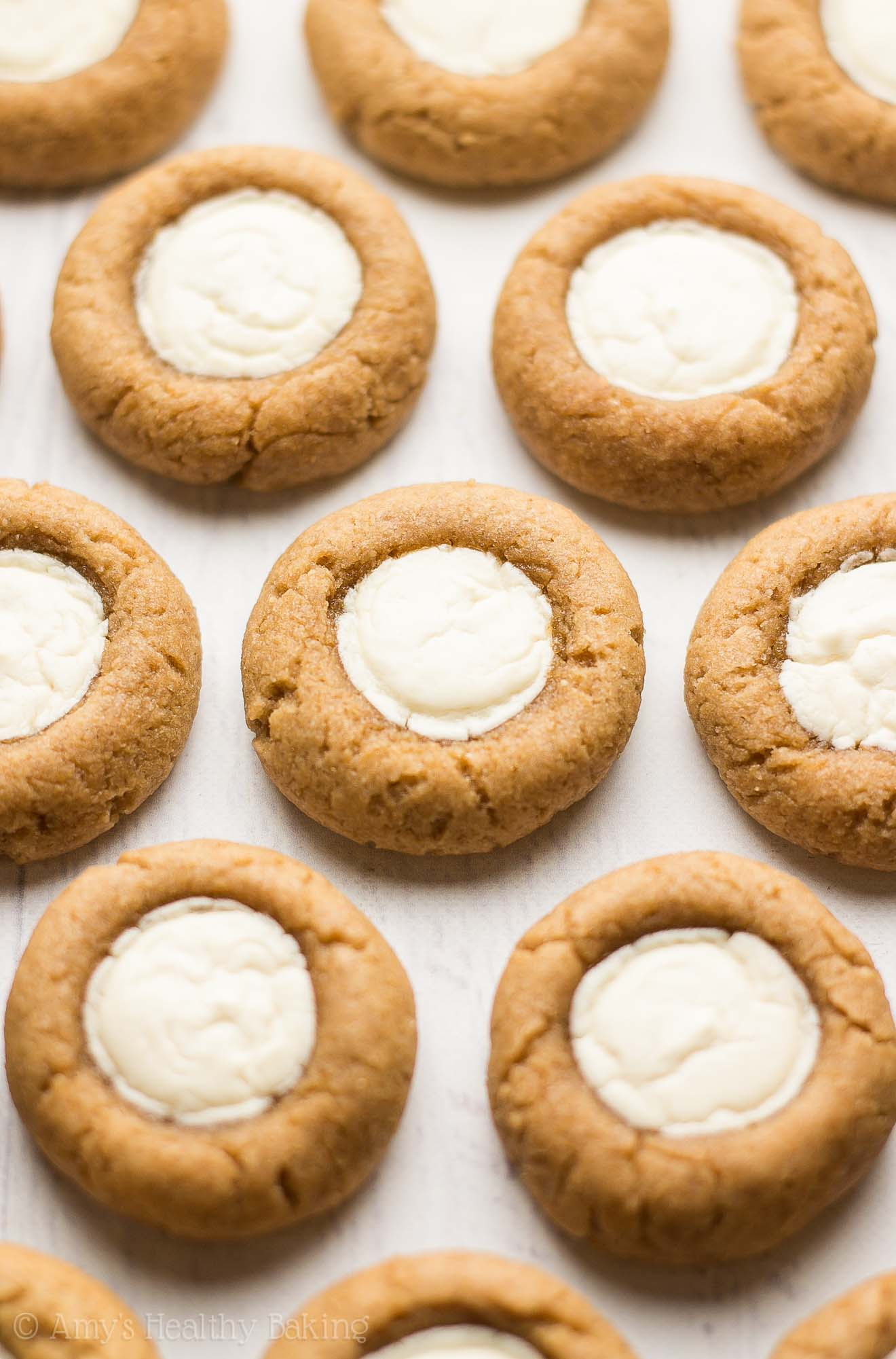recipe: peanut butter thumbprint cookies [16]