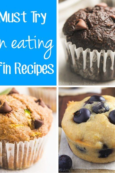 13 More Must-Try Clean Eating Muffin Recipes