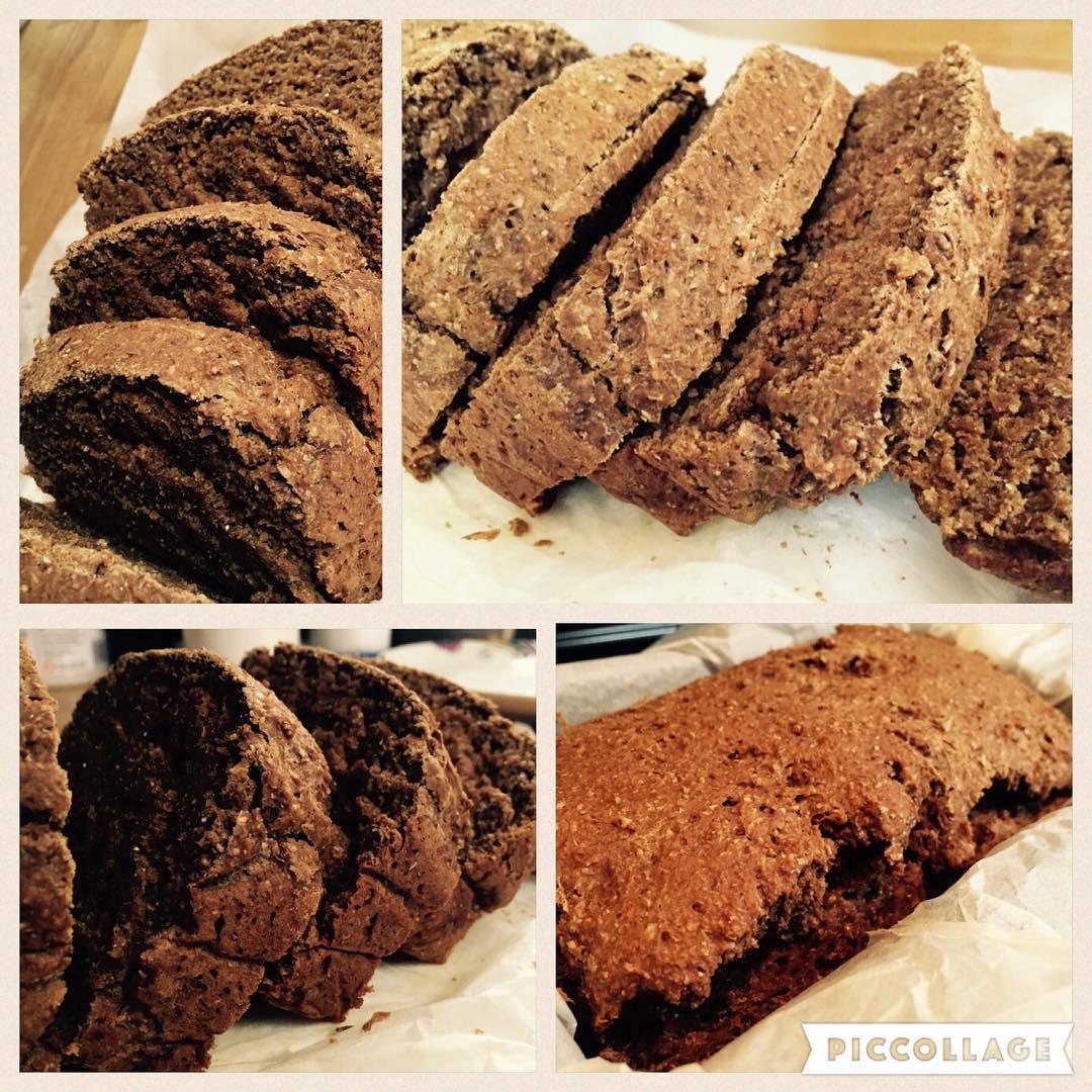 healthy classic gingerbread | @gymgoddessne