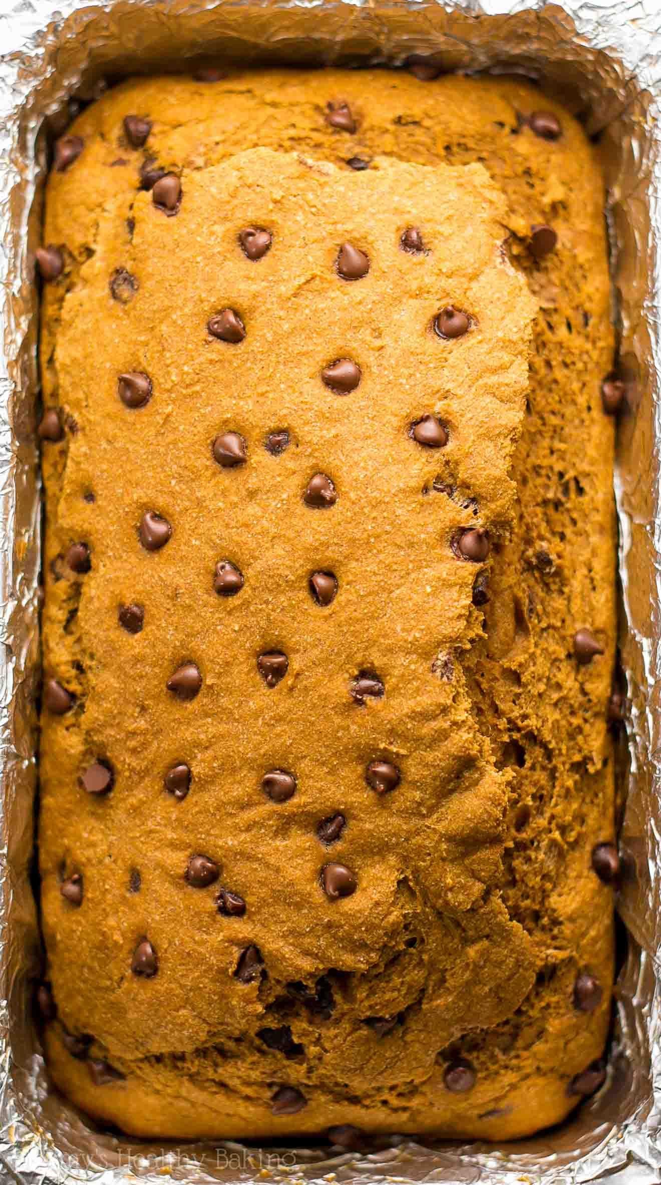 Chocolate Pound Cake Loaf - Tadwal.net