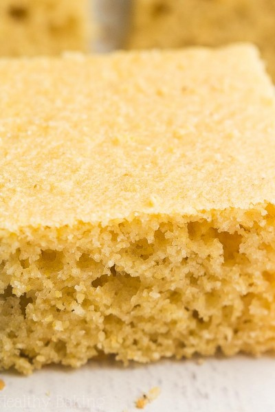 The Ultimate Healthy Cornbread {Recipe Video!}