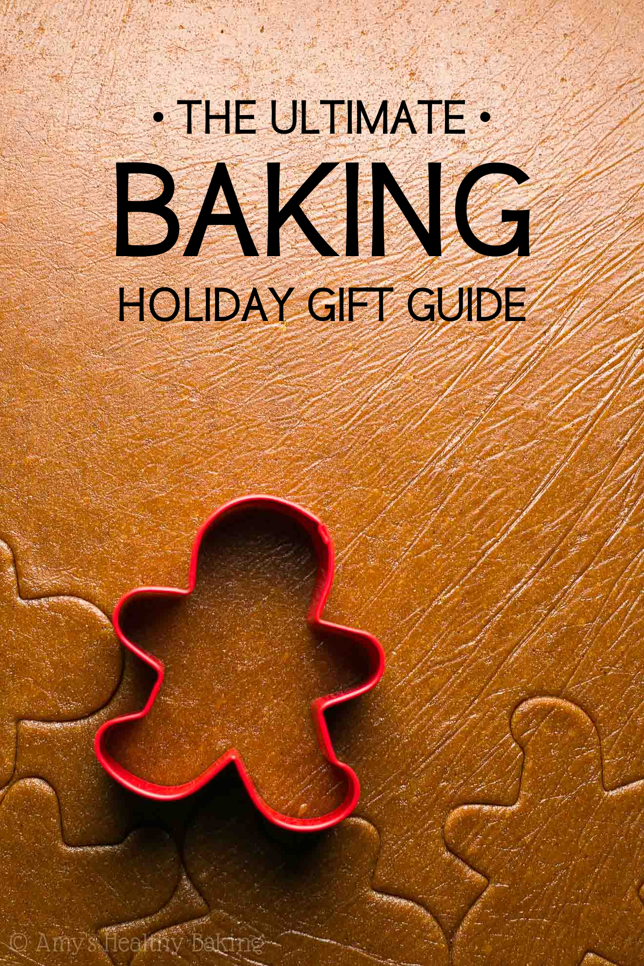 The Ultimate Baking Holiday Gift Gift -- perfect for anyone who loves to bake! Gourmet recipe baskets, must-have tools, cookbooks & more! The BEST one-stop shop!