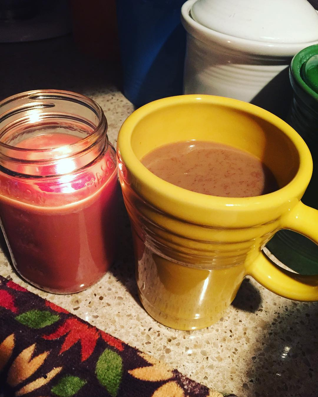 the ultimate healthy pumpkin spice latte by @ashiejojo