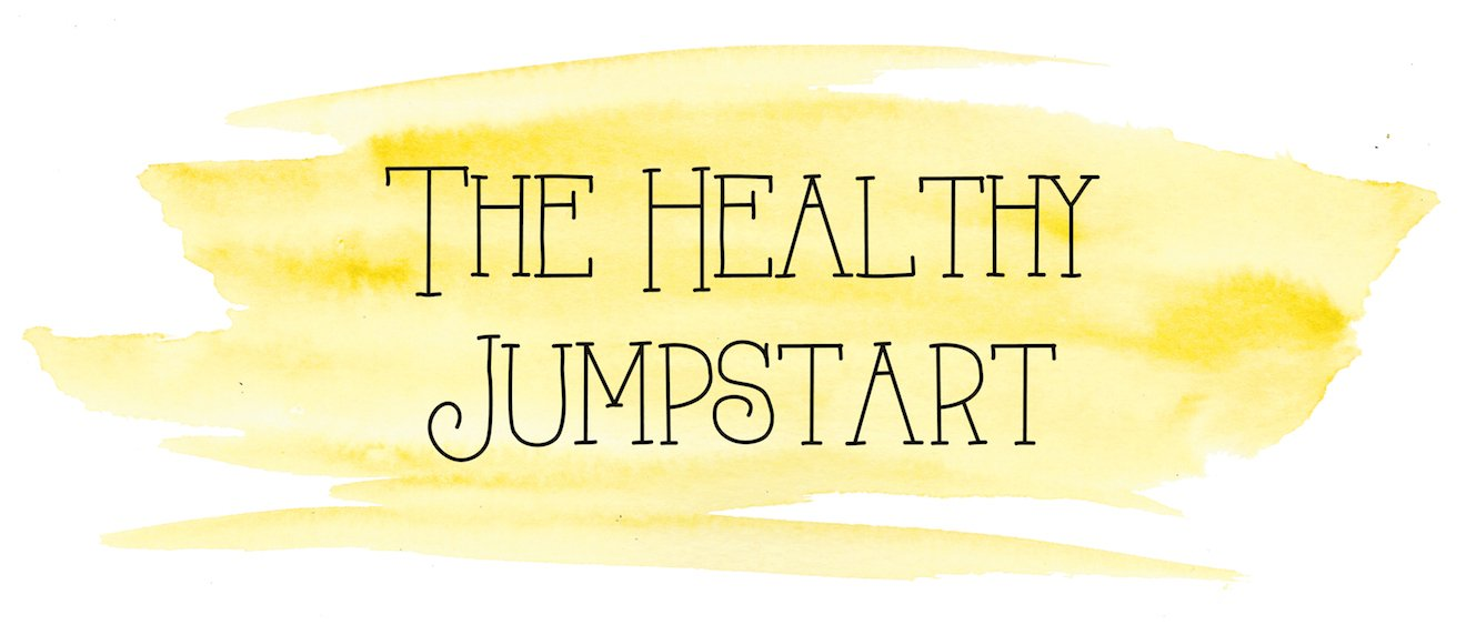 The Healthy Jumpstart -- this program is AMAZING! A series of FREE monthly challenges that create long-lasting healthy habits that make you feel happier, love your body, and love your life!