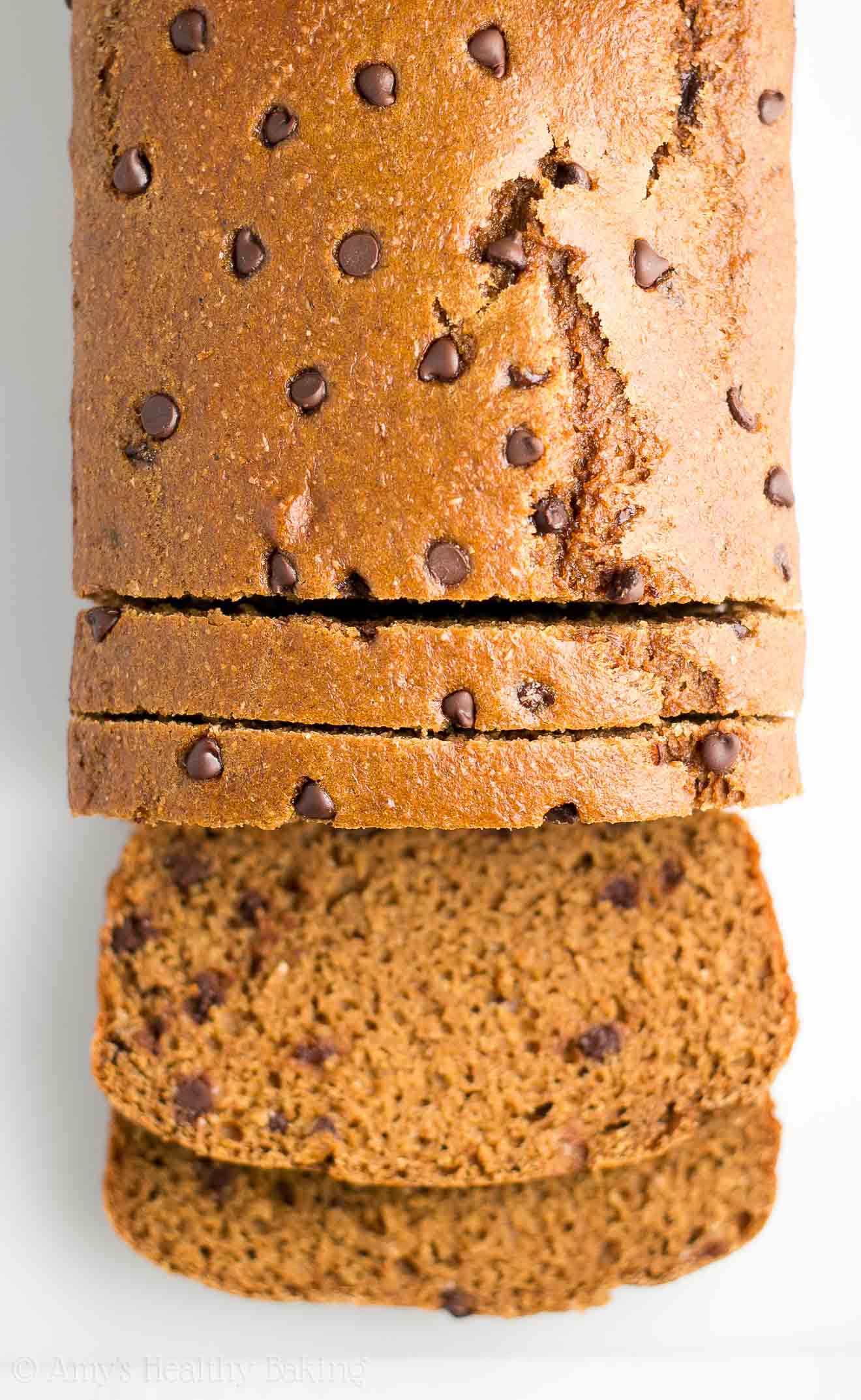 Chocolate Chip Gingerbread Loaf Recipe