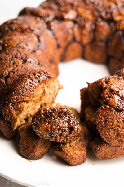 The Ultimate Healthy Monkey Bread