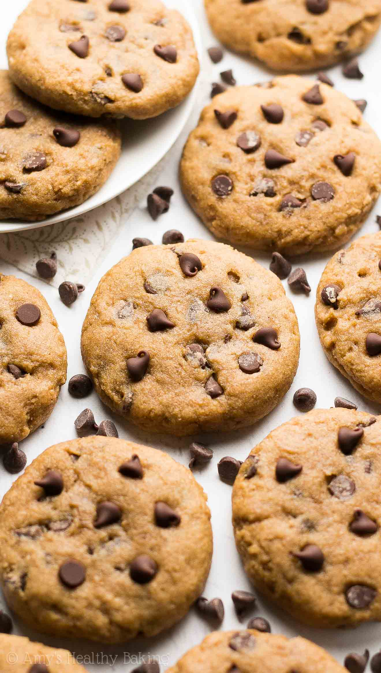 Healthy Banana Chocolate Chip Cookies | Amy's ...