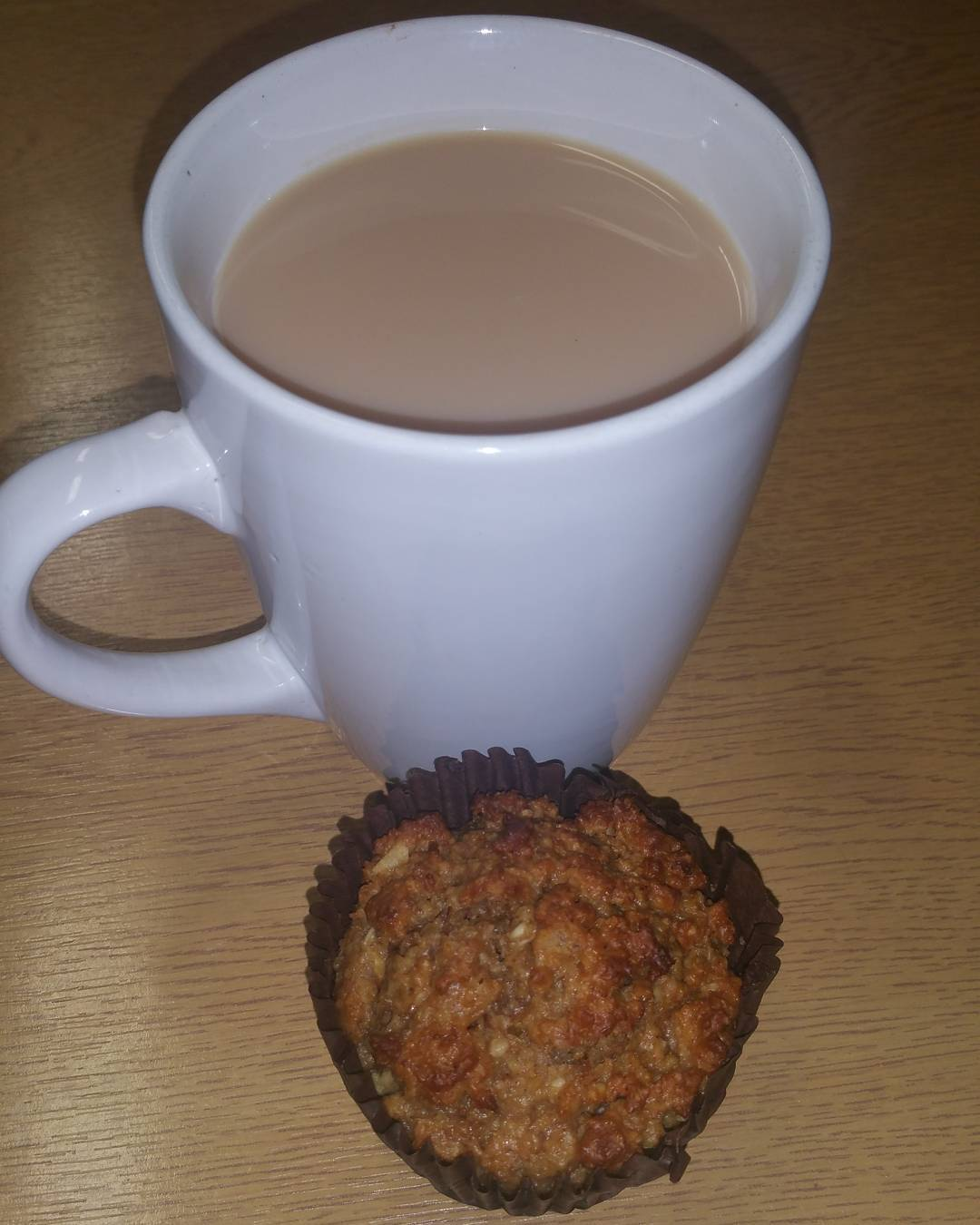apple bran muffins by @h1ppychick48