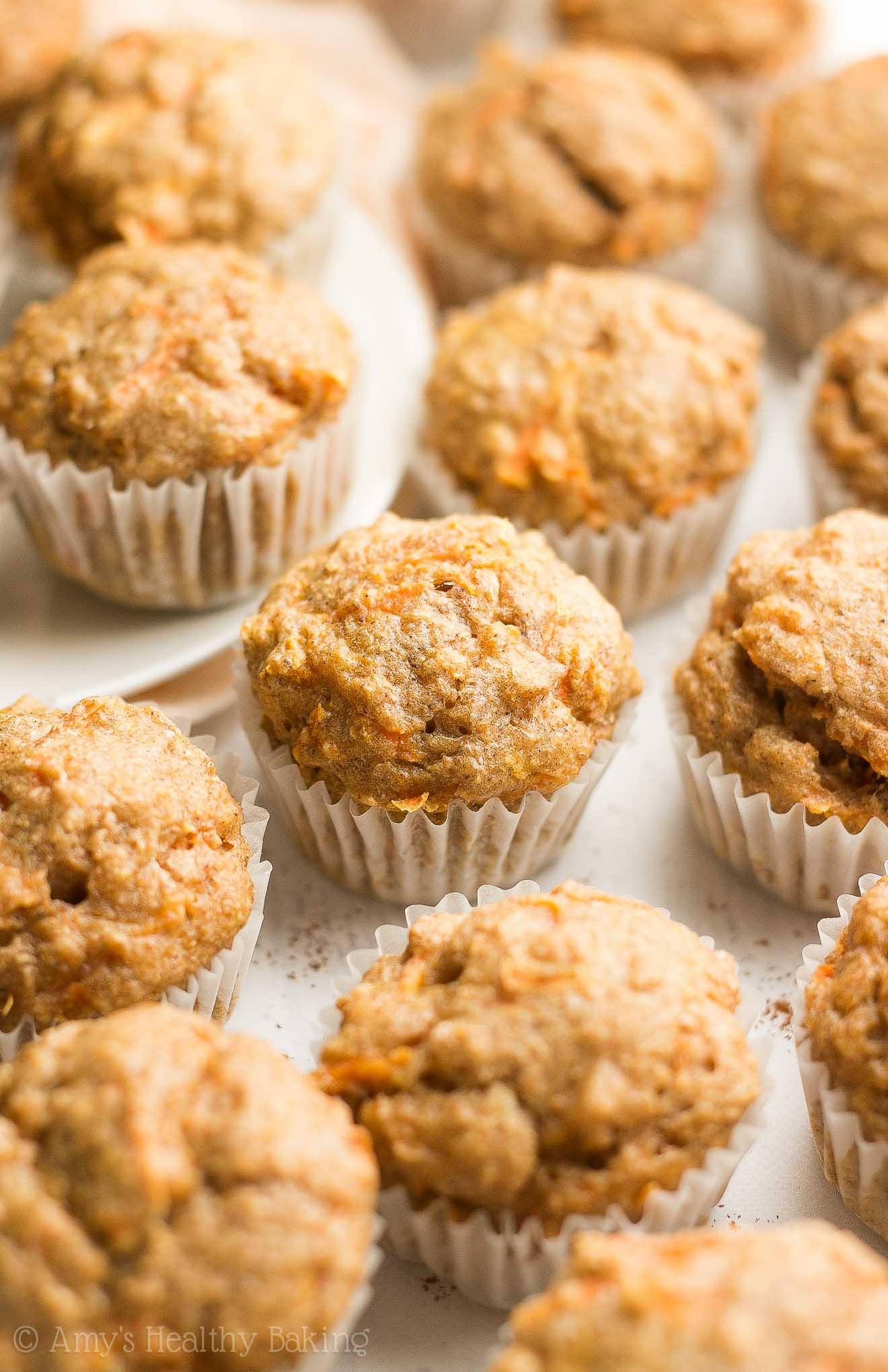 All Recipes Carrot Cake Muffins
