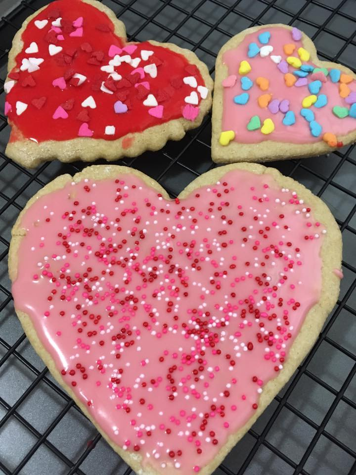 the ultimate healthy cut-out sugar cookies by @michelle