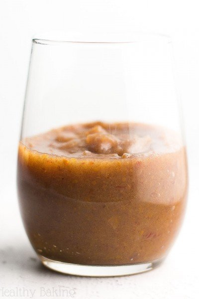 The Easiest Ever Salted Caramel Sauce