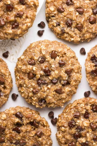 Healthy Classic Cowboy Cookies
