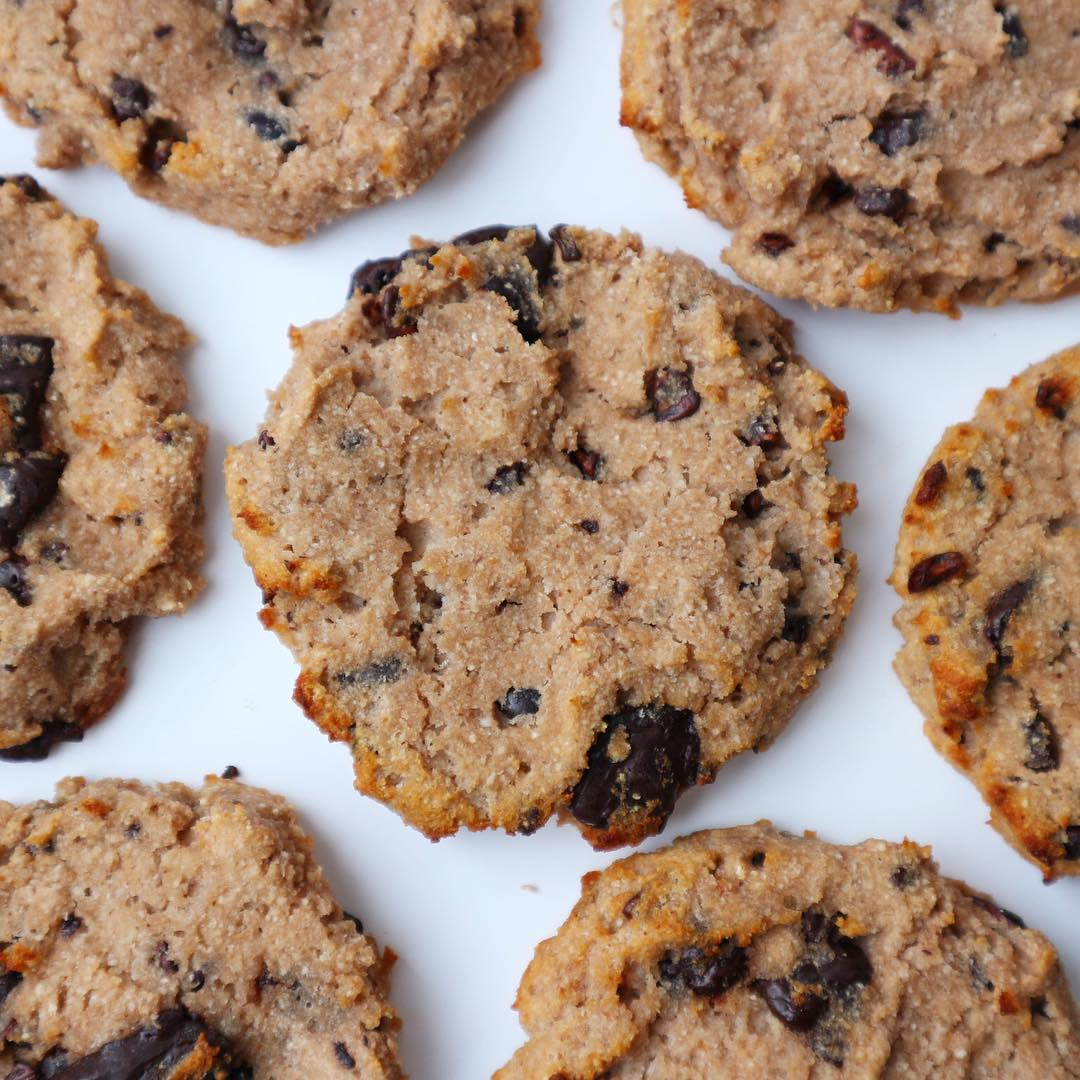 cookies 'n cream pudding cookies by @_hannaheats