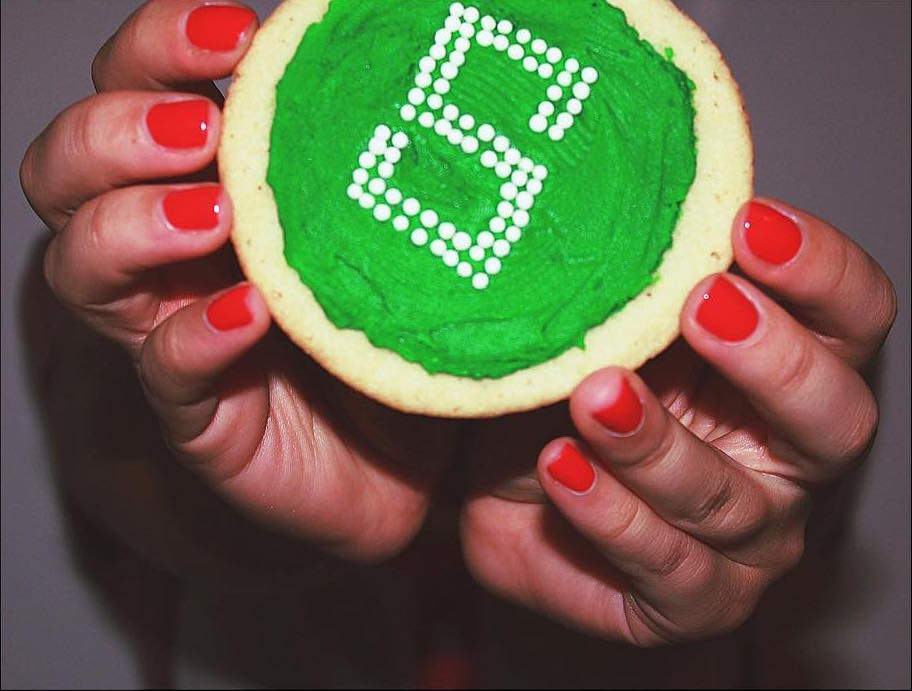 the ultimate healthy cut-out sugar cookies by @jillimmahan