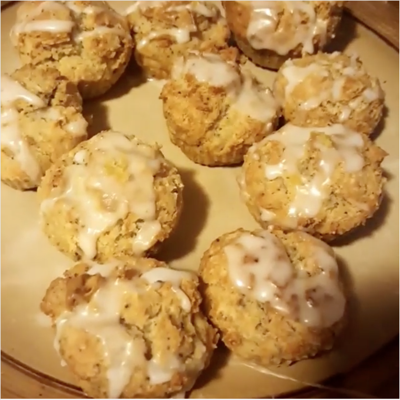 the ultimate healthy lemon poppy seed muffins by @avocado_forthesoul_30