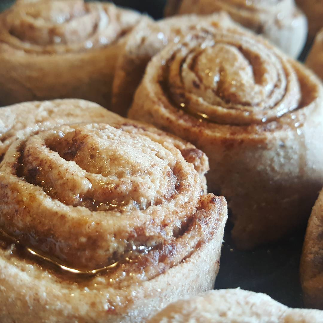 the ultimate healthy cinnamon rolls by @jen_j_hill