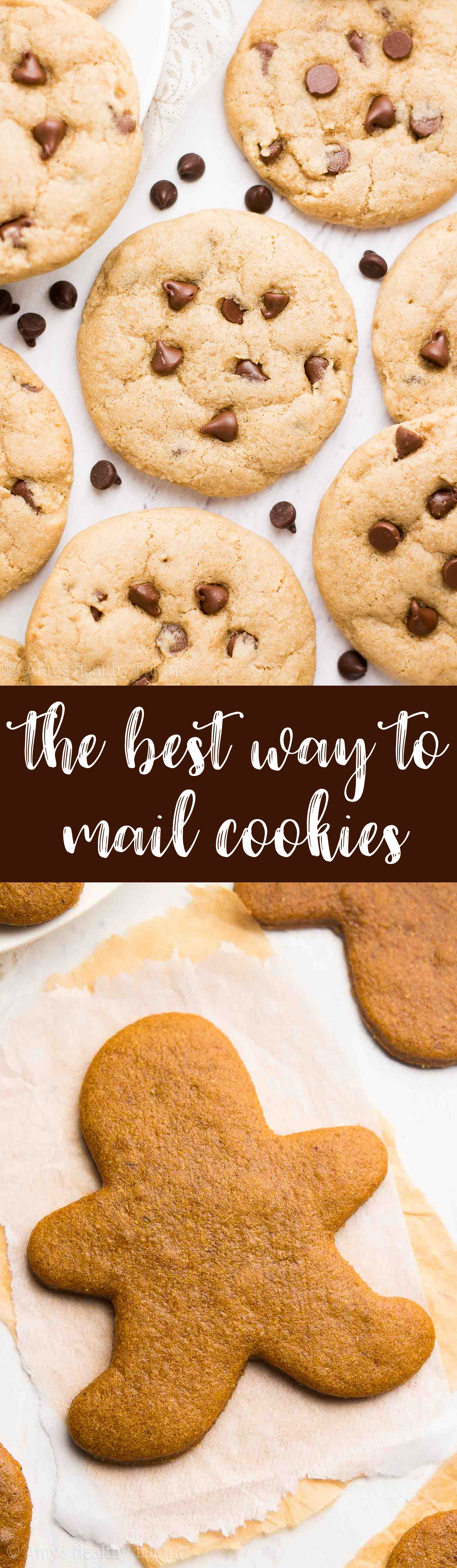 The BEST Way to Mail Cookies! This method is SO simple & just uses 3 everyday items! No special shipping materials required -- and no broken, crumbling or stale cookies! My cookies ALWAYS arrive perfectly with these amazing tips!