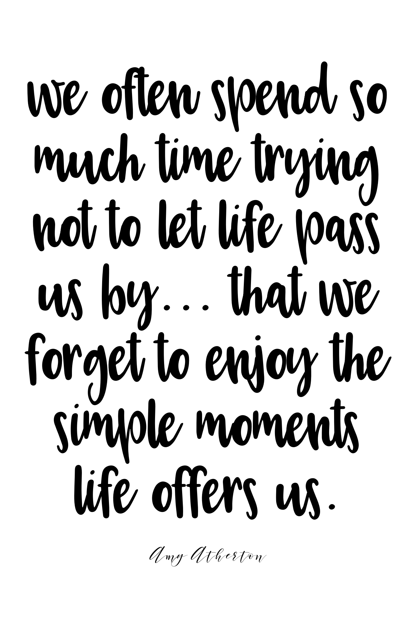 enjoy the simple moments life offers. @amybakeshealthy