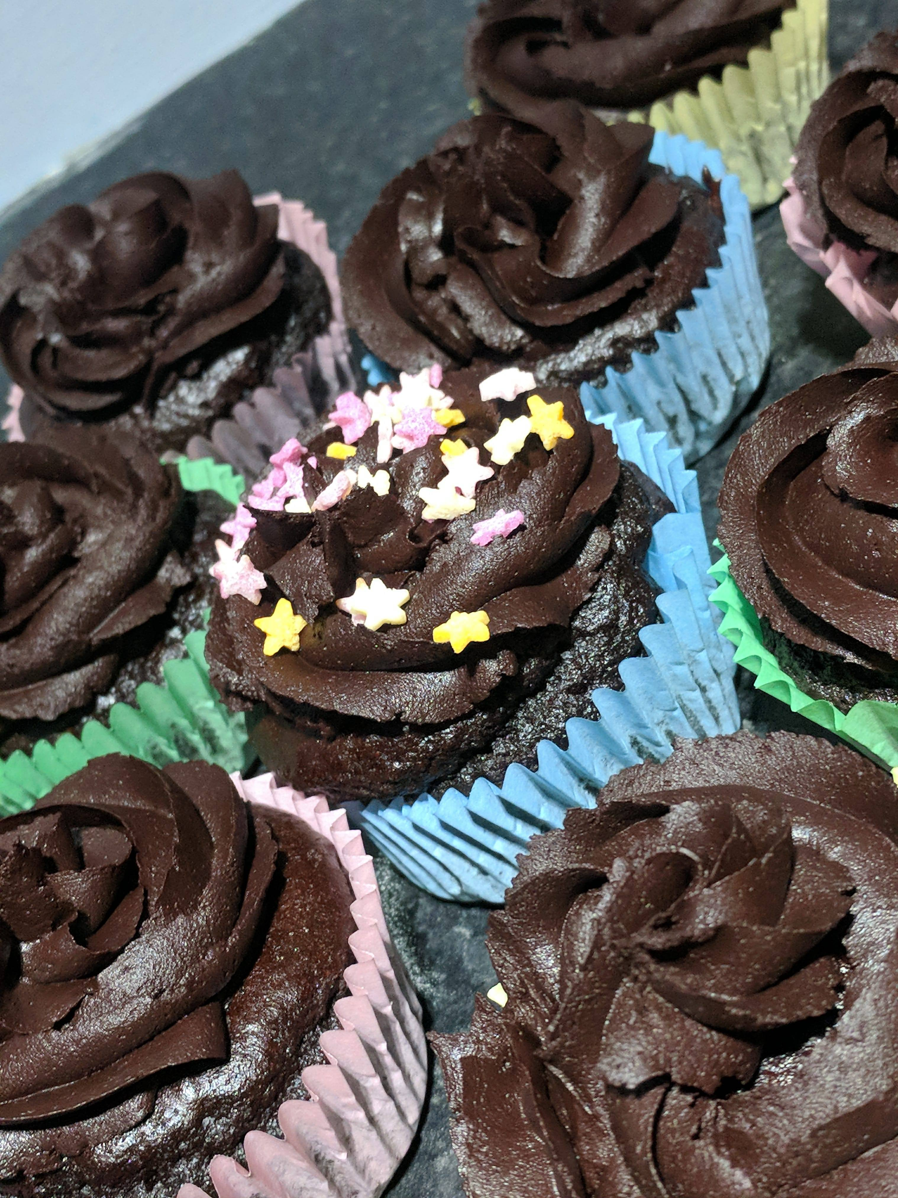 the ultimate healthy dark chocolate cupcakes by natalie