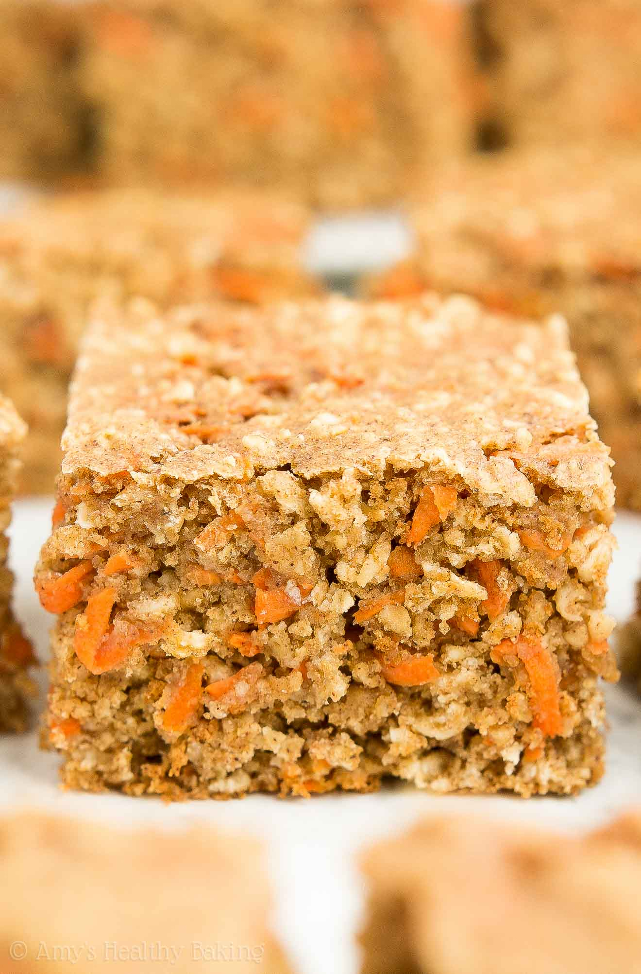 Best Healthiest Carrot Cake Recipe