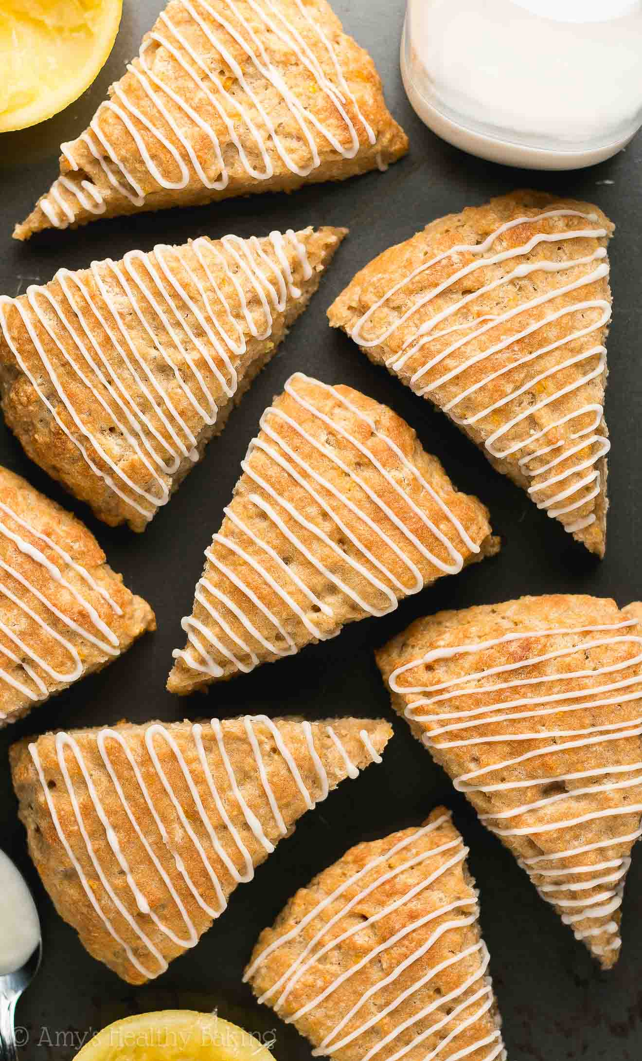 Best Healthy Lemon Scones Recipe