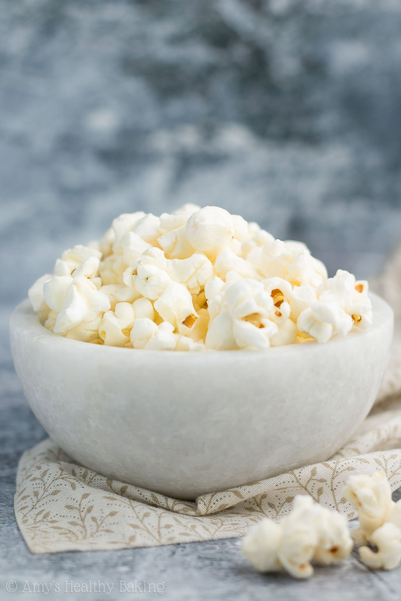 How to Make Healthy Homemade Air Popped Popcorn