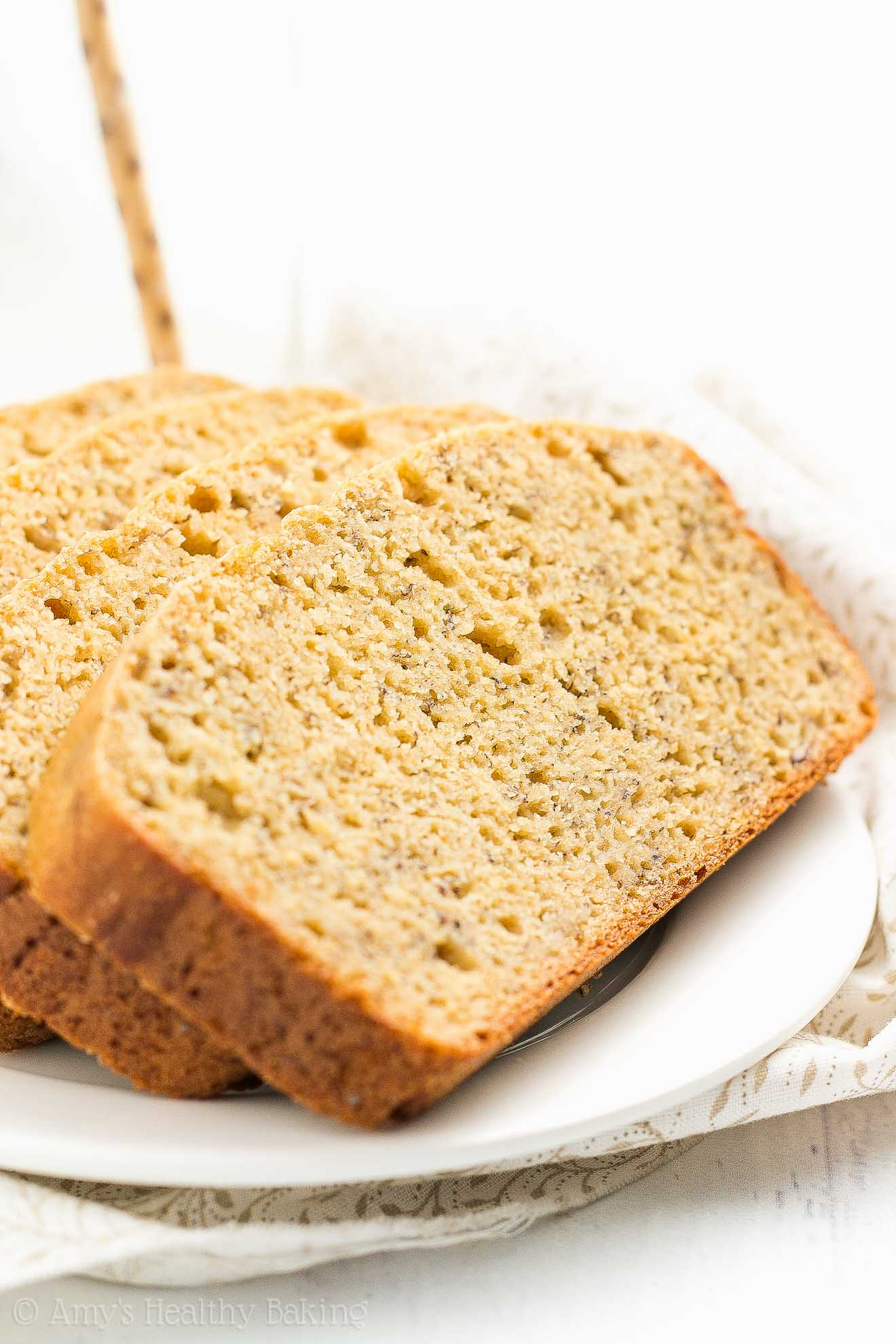 The Best Healthy Gluten-Free Banana Bread Recipe