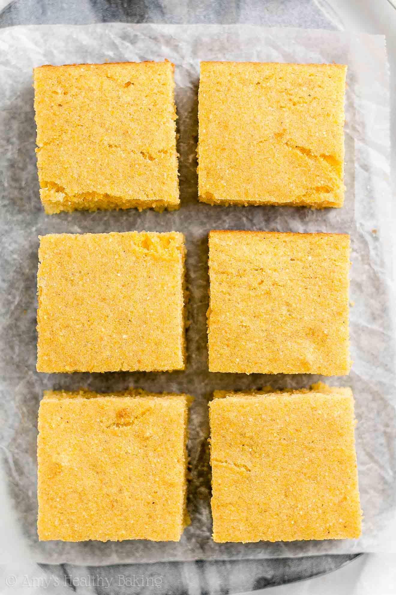Best Easy Homemade Healthy Honey Buttermilk Cornbread