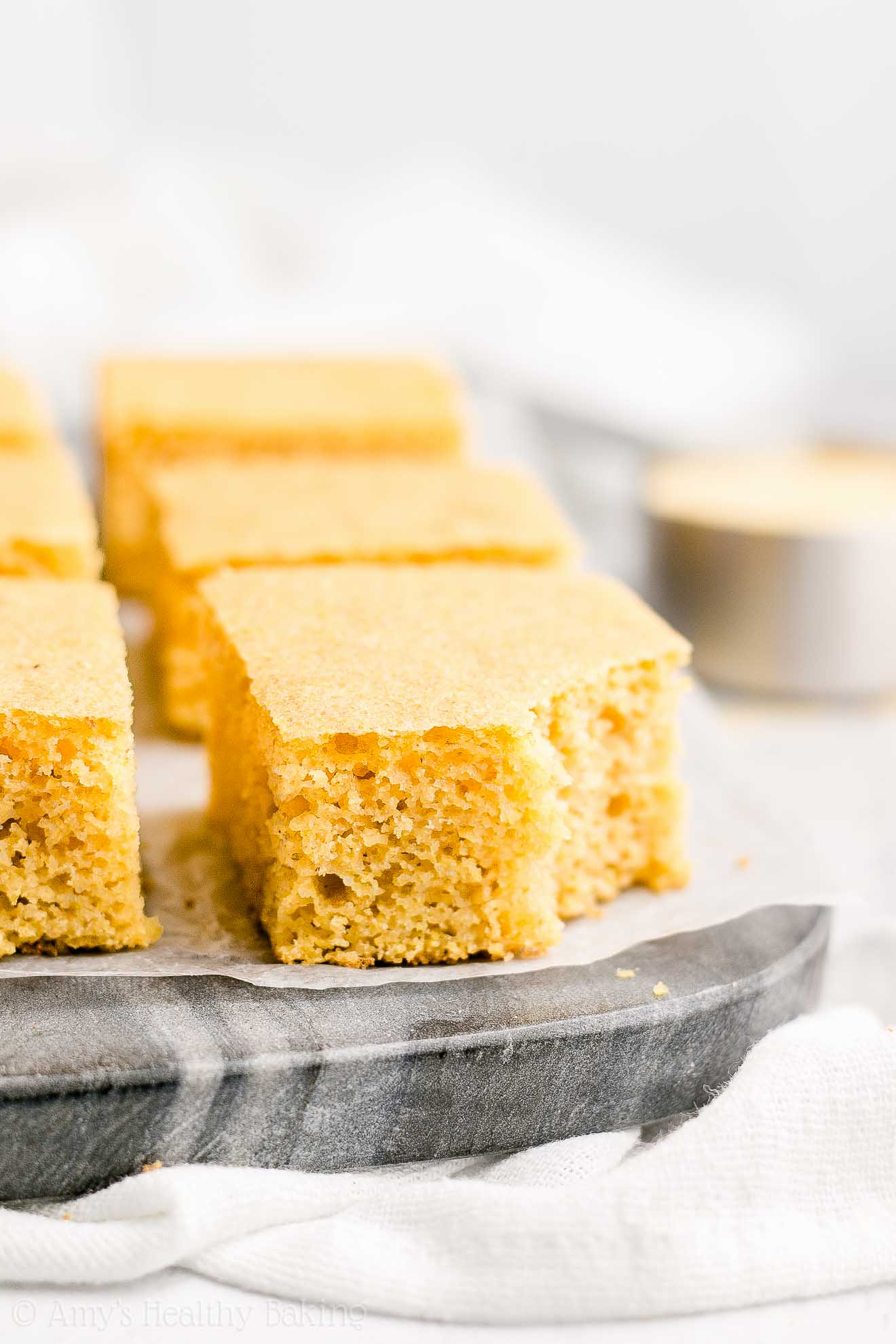 Healthy Clean Eating Gluten Free Buttermilk Cornbread