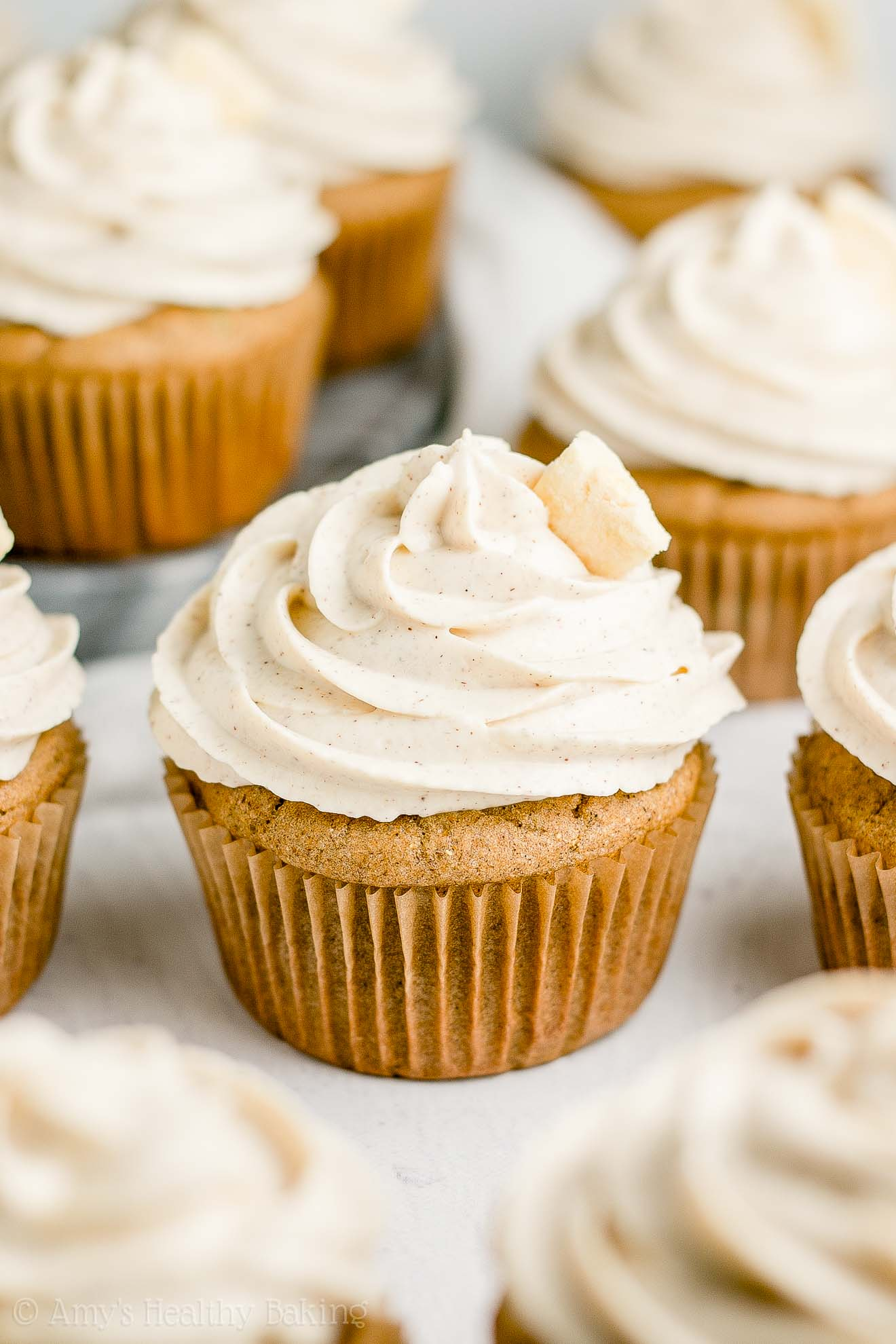 Easy Healthy Cinnamon Apple Cupcakes With Weight Watchers Points
