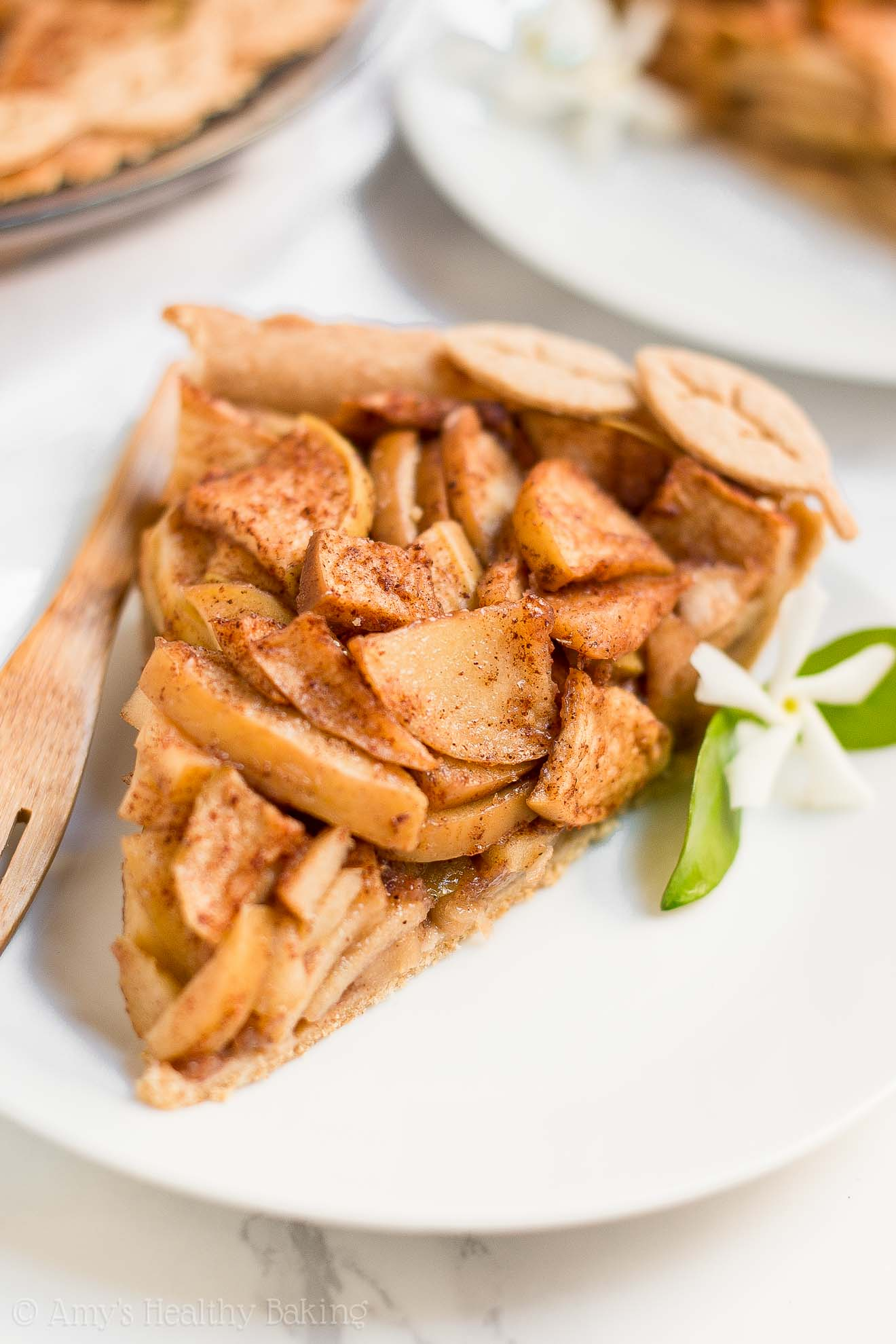 Best Healthy Low-Calorie Apple Pie with Weight Watchers Points