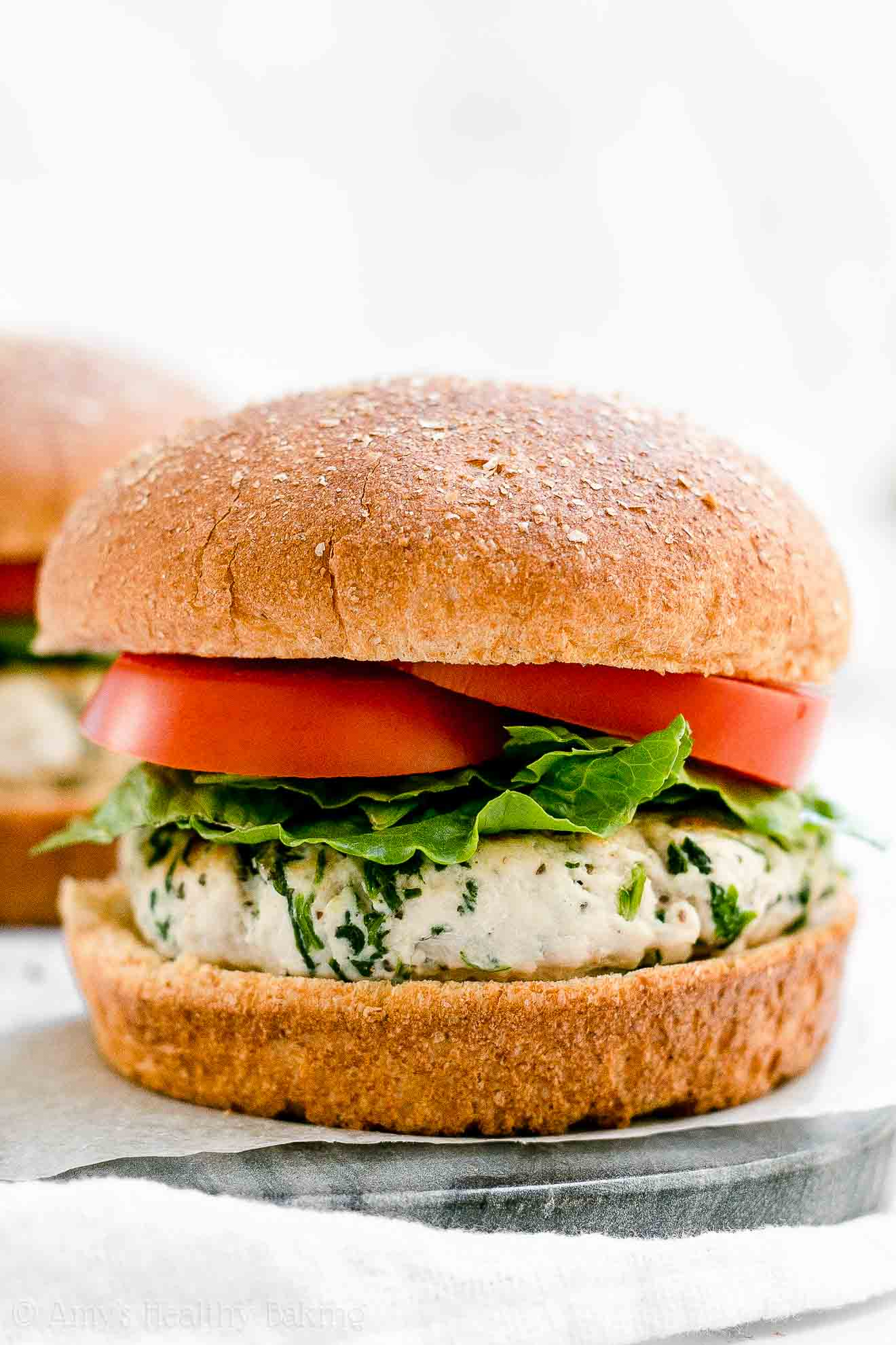 ULTIMATE Easy & Healthy Paleo Turkey Burgers