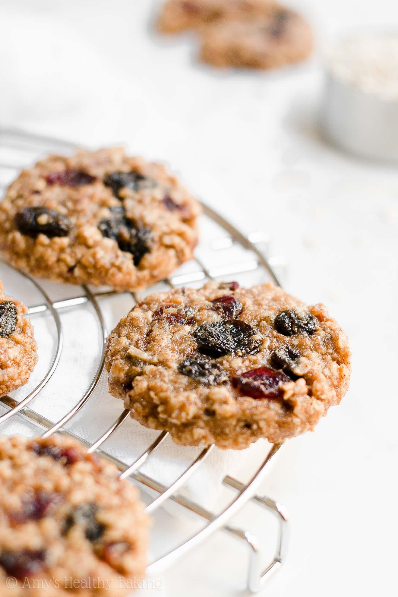 harvest cookies 5338 - Wholesome Harvest Cookies