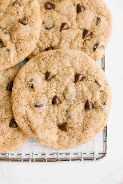 33 Easy & Healthy Eggless Cookie Recipes