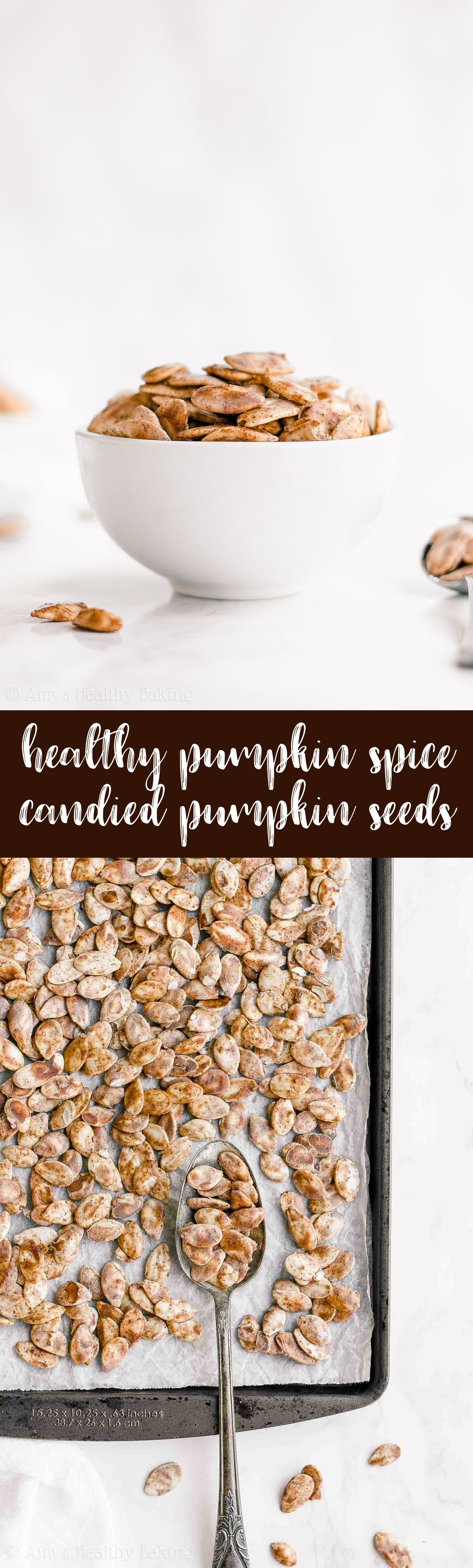 Best Easy Healthy Sugar Free Pumpkin Spice Candied Pumpkin Seeds