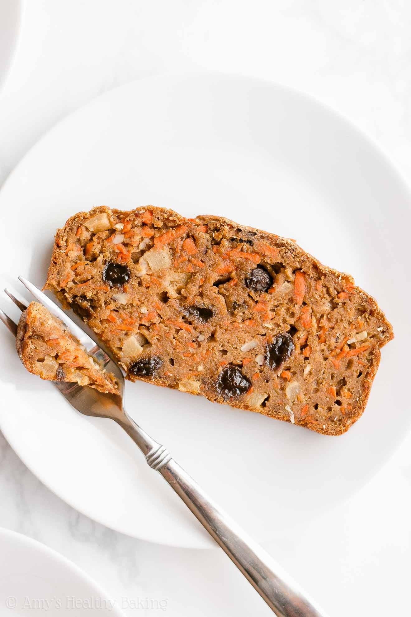 Best Easy Healthy Greek Yogurt No Sugar Morning Glory Pumpkin Bread