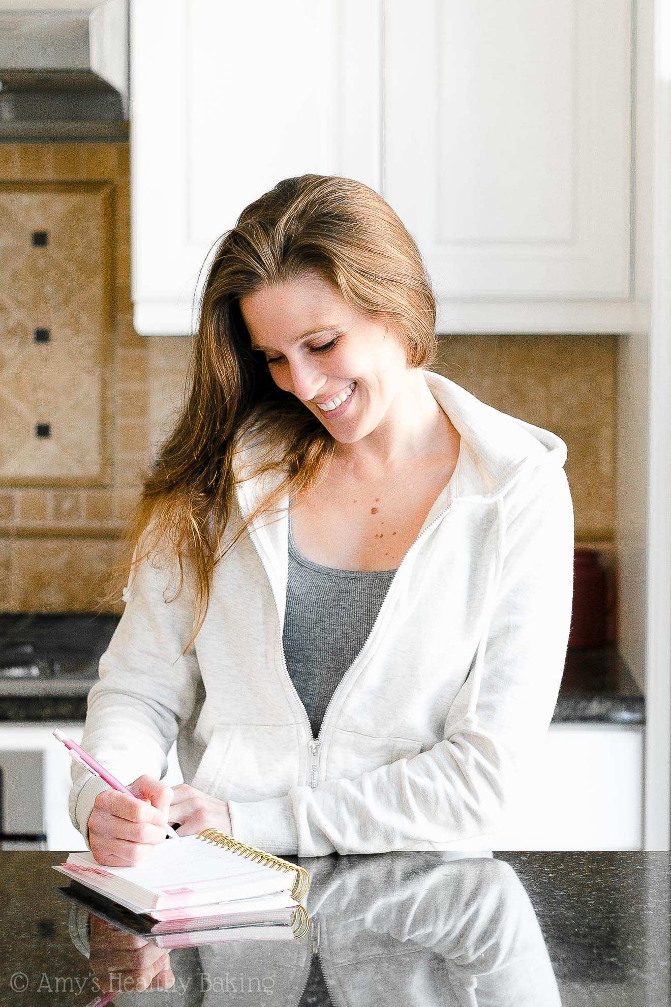 Amy Atherton – recipe developer, photographer & founder of Amy's Healthy Baking (amyshealthybaking.com)