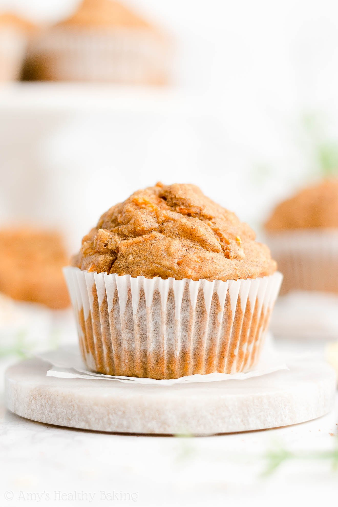 Best Easy Healthy Weight Watchers Sugar Free Carrot Cake Oatmeal Muffins