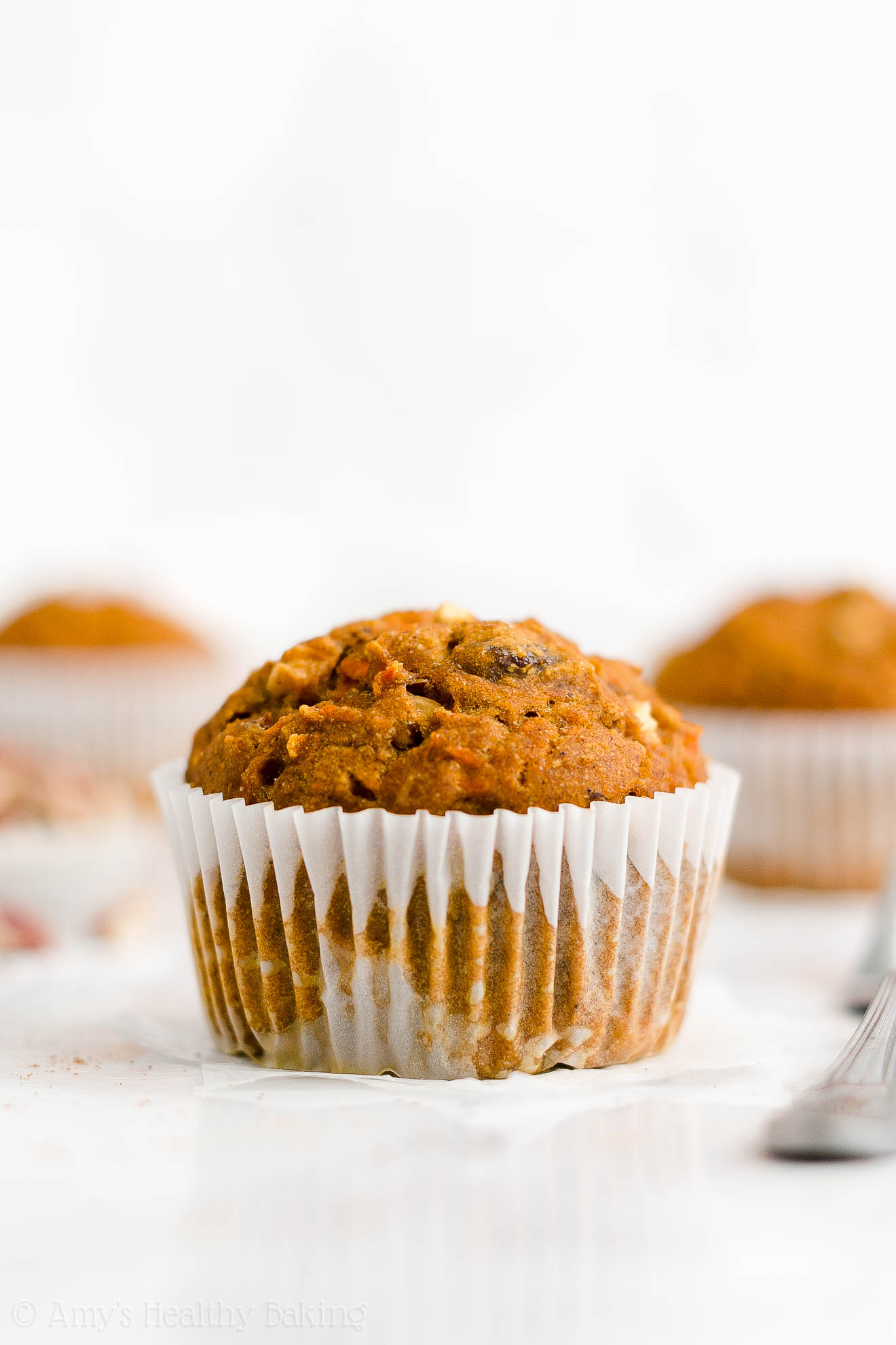 Best Easy Healthy Whole Wheat No Sugar Moist Pumpkin Morning Glory Muffins