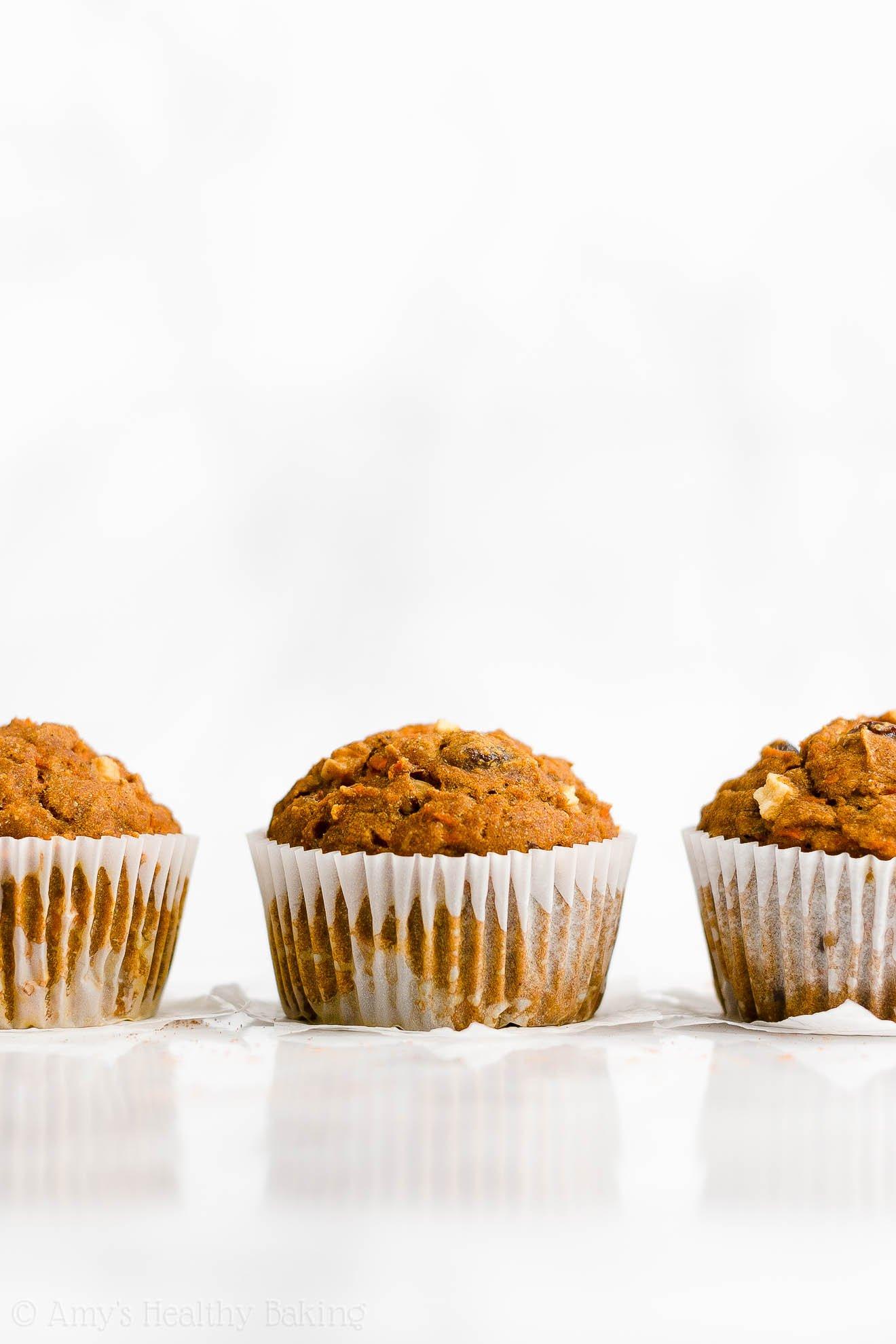 Best Easy Healthy Weight Watchers No Sugar Pumpkin Morning Glory Muffins