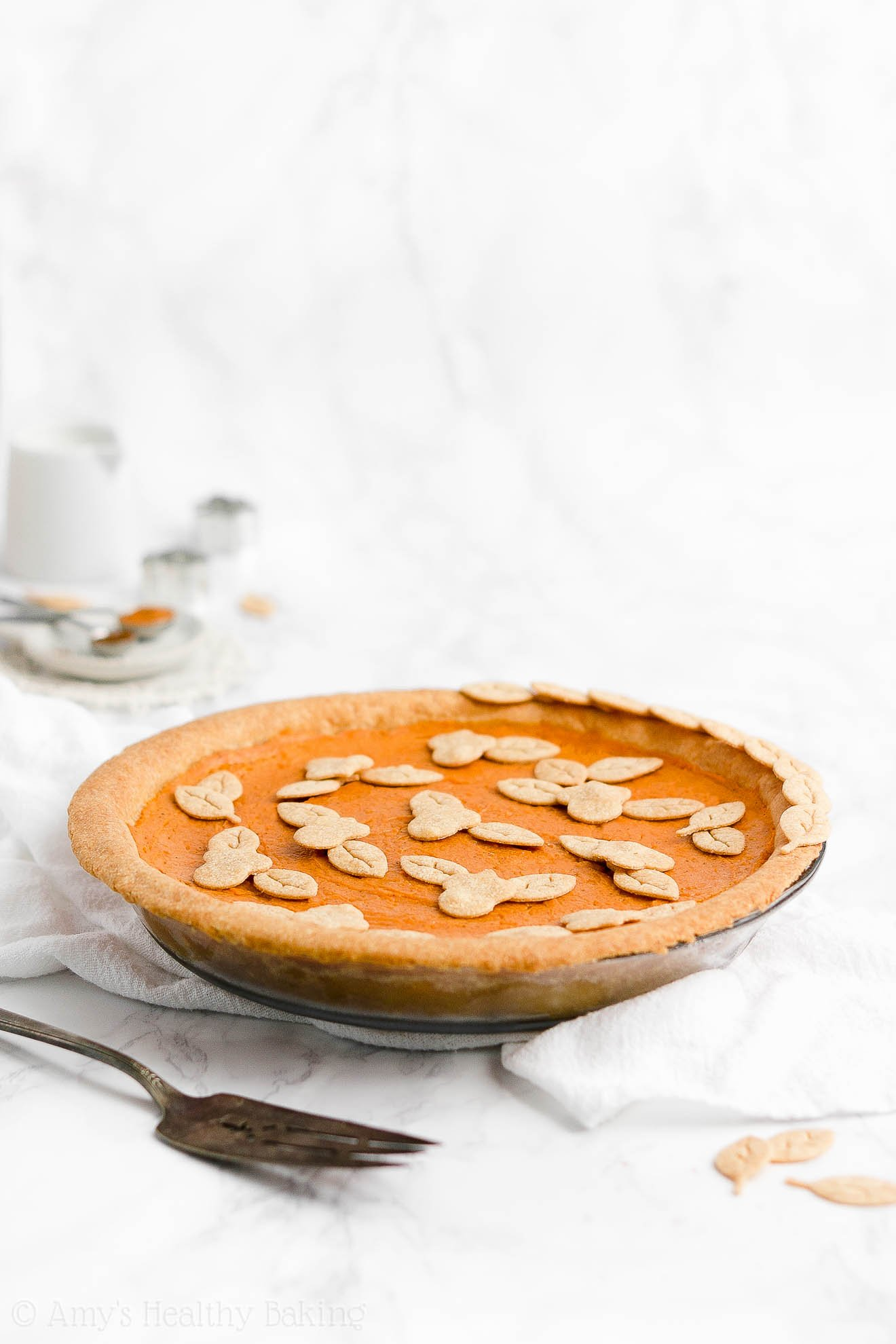 ULTIMATE Best Ever Healthy Whole Wheat Low Sugar Sweet Potato Pie